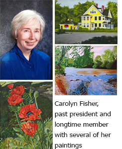 Carolyn Fisher paintings